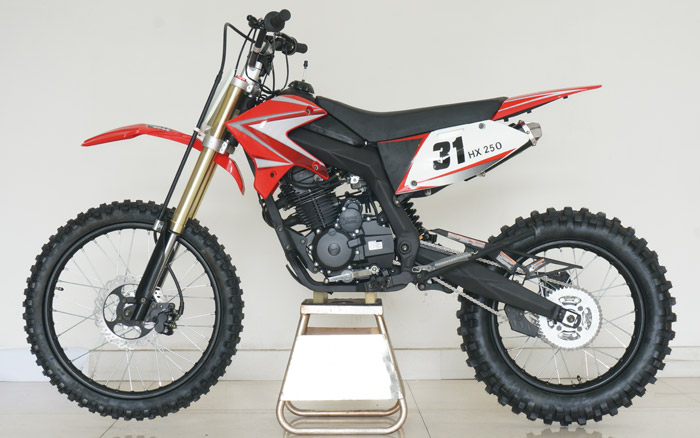 250cc dirt bike electric start. Black Bedroom Furniture Sets. Home Design Ideas