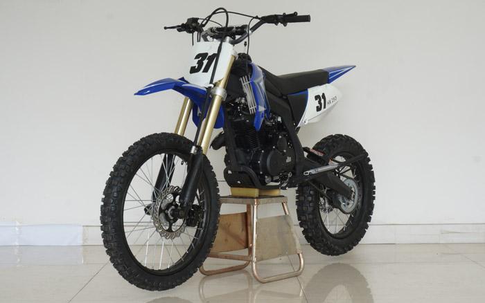 250cc Dirt Bike Electric Start