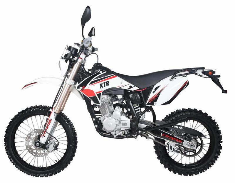 PitsterPro XTR 250 Dirt Bike