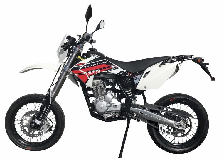 PitsterPro Motard XTR T4 250 LC Dirt Bike