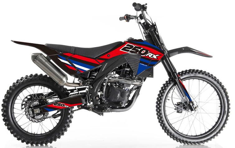 197fa30f4a5 Apollo Pit Bikes | 125 | 250 | Dirt Bike | Enduro - GoKarts USA