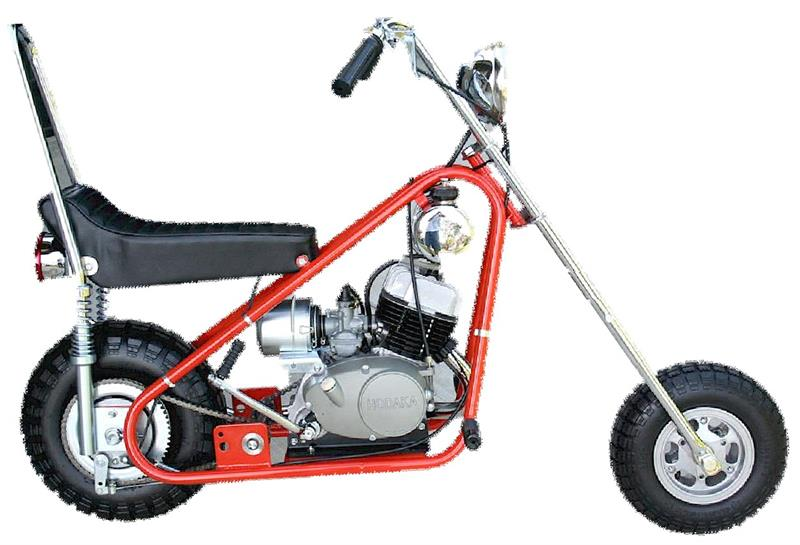 American Racer Mini Chopper