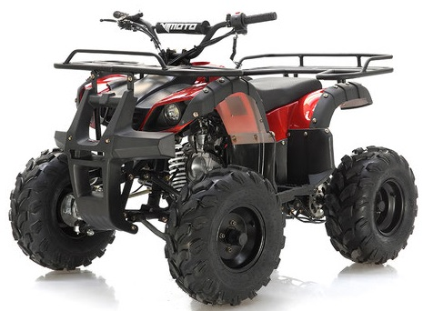 Apollo Focus9 125 ATV