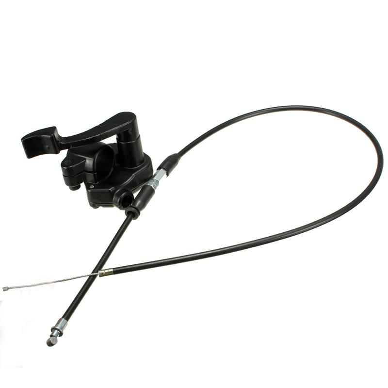 Throttle Control and Cable Assembly, for 110, 125 ATV