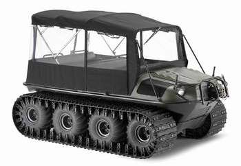 Avenger Amphibious Off-Road Vehicle