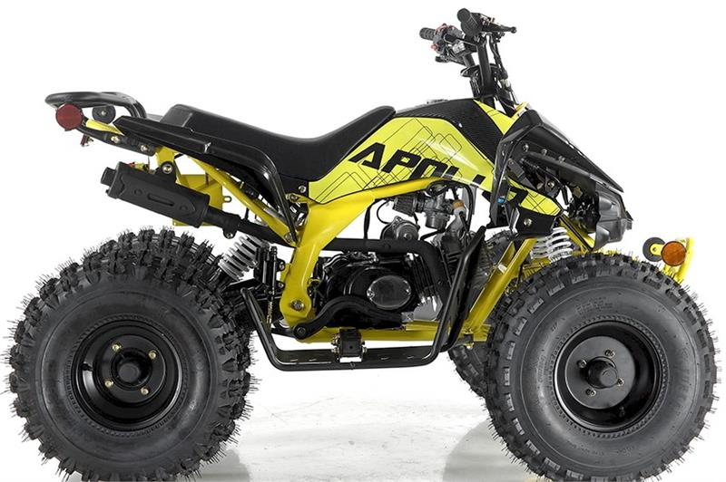 Apollo Blazer 125 ATV