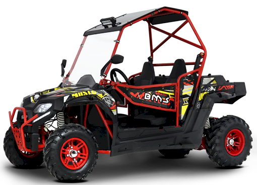 BMS Avenger 150 UTV Side by Side