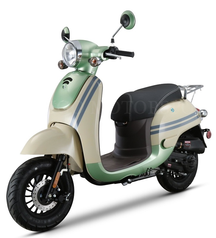 Citi 50cc Moped Scooter