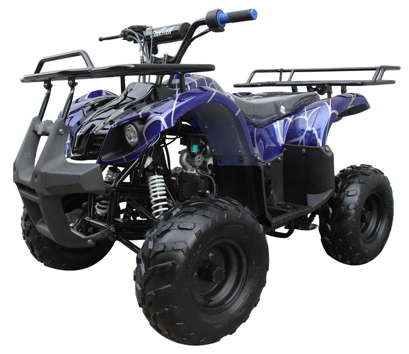 Coolster 125 ATV, Fully Automatic (3125R)