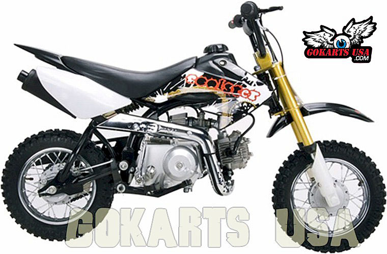 Coolster 70 Dirt Bike