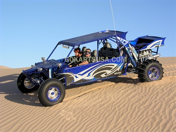 Monster Sand Rail Cars | VW and LS1, LS2 V8 Engines