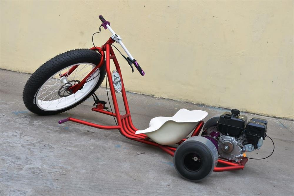 Drift Trike 6 5hp Gas Engine