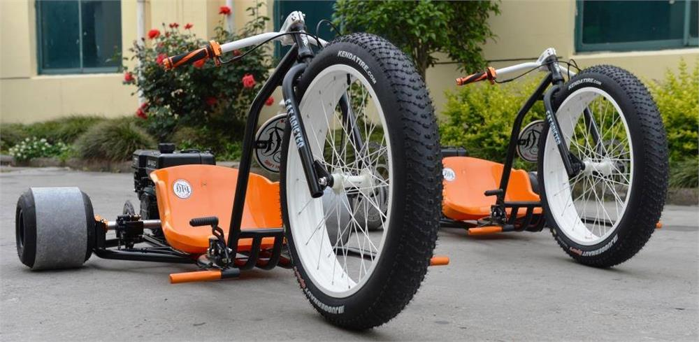 Drift Trike 6.5hp Gas Engine