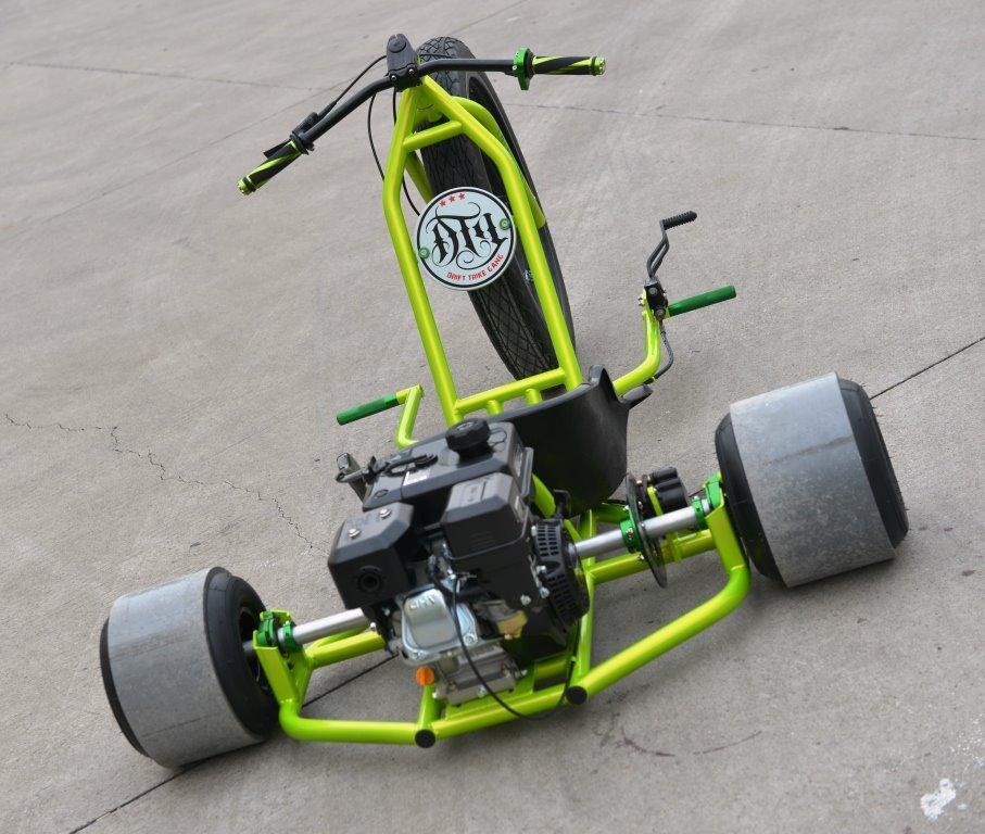 Drift Trike 6 5hp Gas Engine