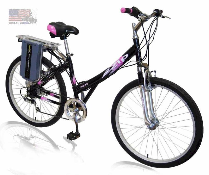 ezip trailz electric bicycle womens