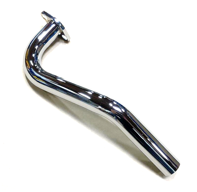 Fatty Exhaust Header, for Mini Bike Go Kart