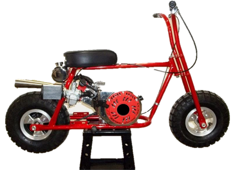 Frijole® Mini Bike, Custom Built