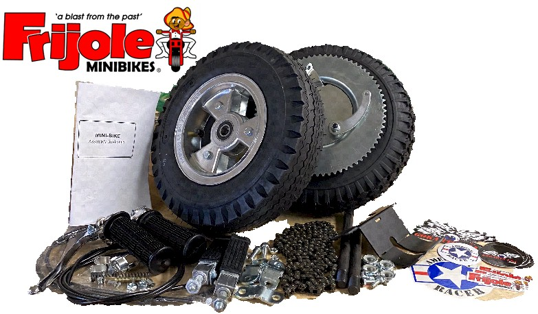 Frijole® Mini Bike Parts Kit