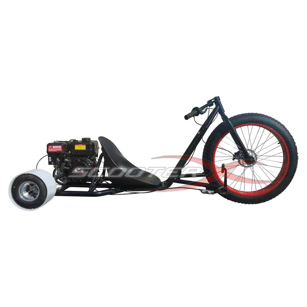 Drift Trike 6 5hp Gas Engine Billet Controls