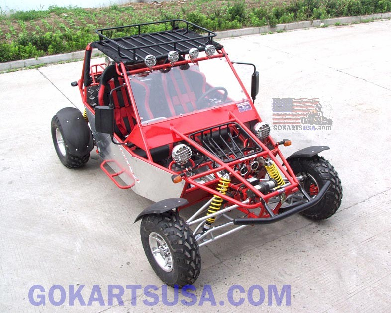Kids Dune Buggy >> Roketa GK-45 1100cc CHERY High Performance MPI Engine