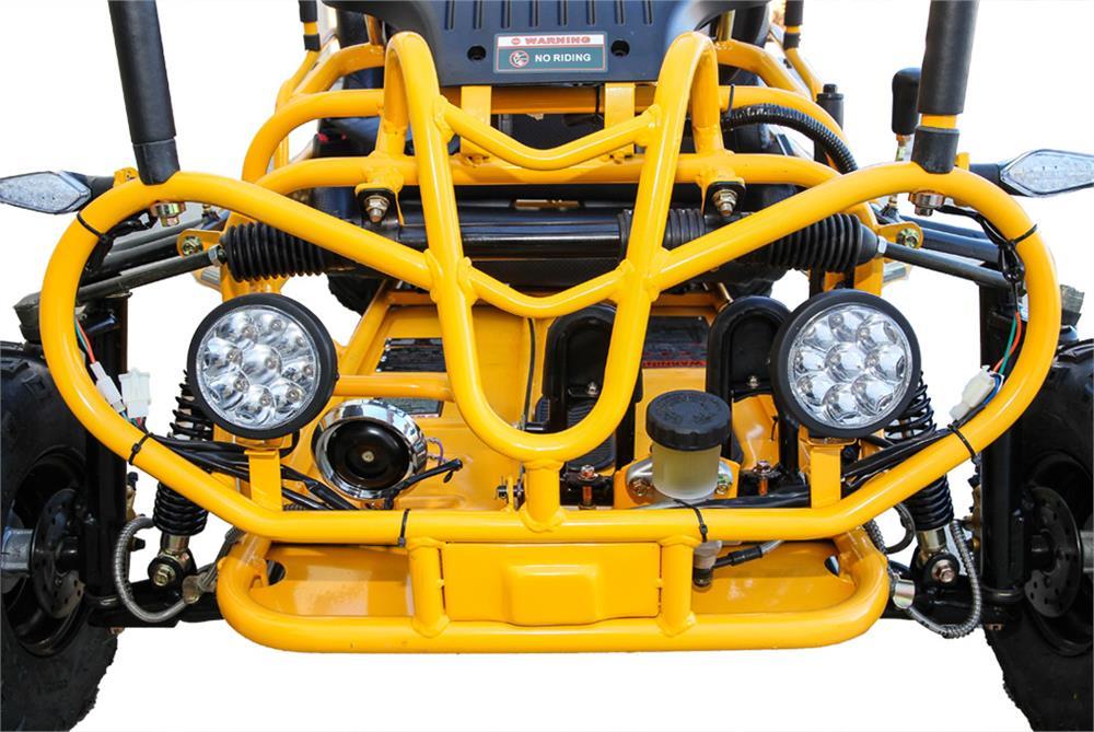 Go Kart Front Bumper : Go kart for kids cc speed semi auto gokarts usa