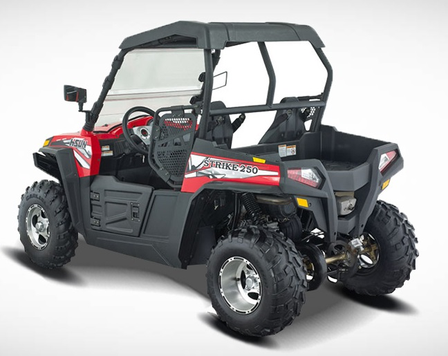 (SALE) HiSun Strike 250 Sport UTV Side by Side