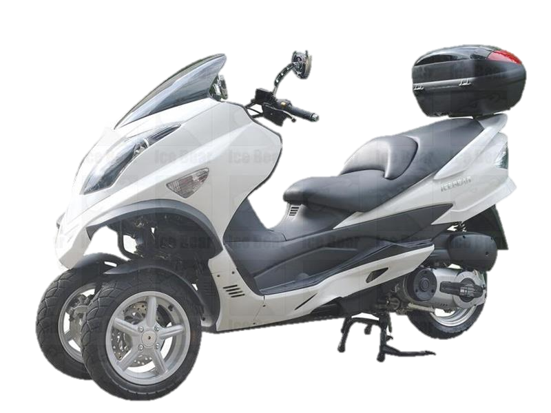 3 Wheel Scooter For Adults >> Atlas 300cc Trike 3 Wheel Scooter