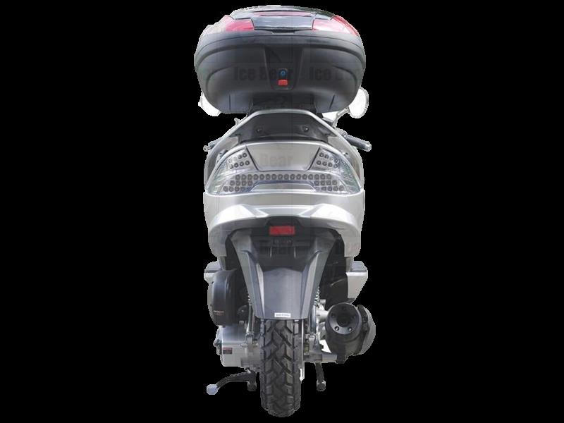 Atlas 300cc Trike, 3-Wheel Scooter