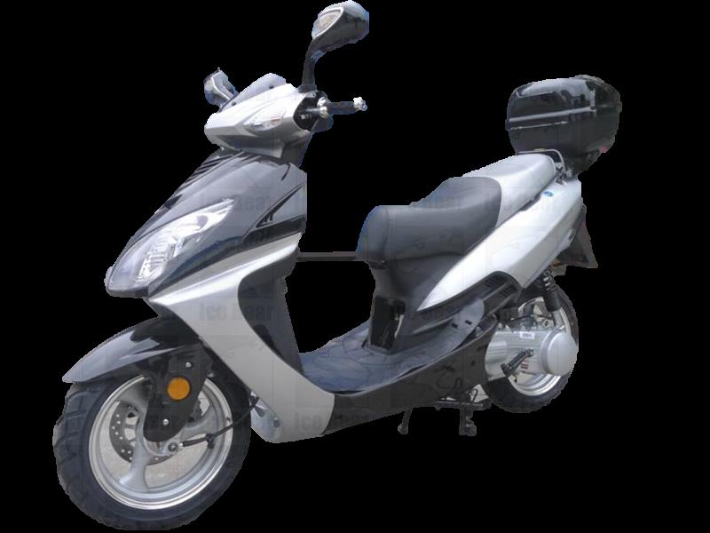 Hawk-Eye 150cc Scooter
