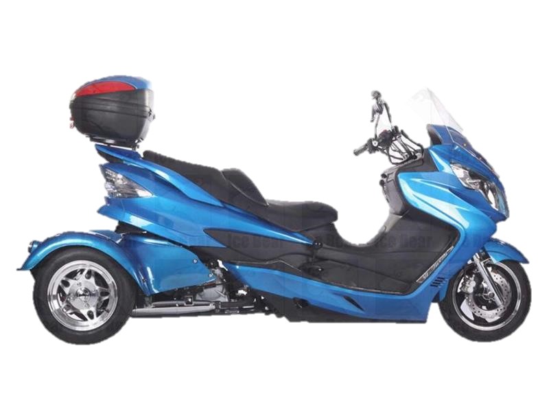 Tornado 300cc Trike, Three Wheel Motorcycle, with Reverse