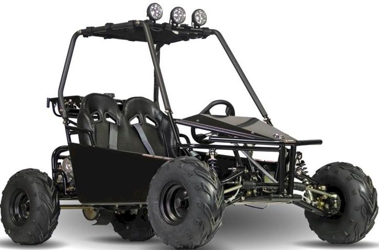 Kandi (KD-125GKM-2) Kids Go Kart, 125cc Electric Start, Reverse, Speed  Governor, Lights (Super Sale)
