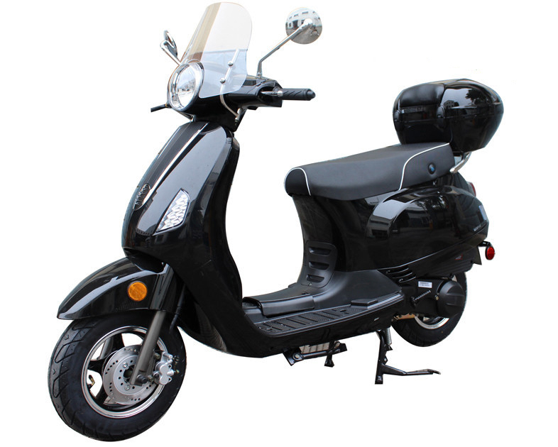 MC-130 150cc Moped Scooter