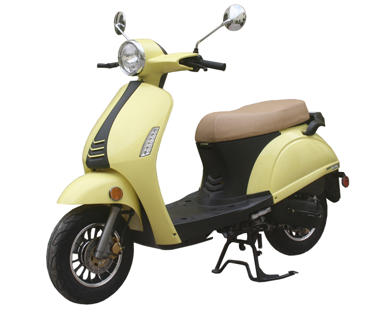 MC-57 50 Moped Scooter