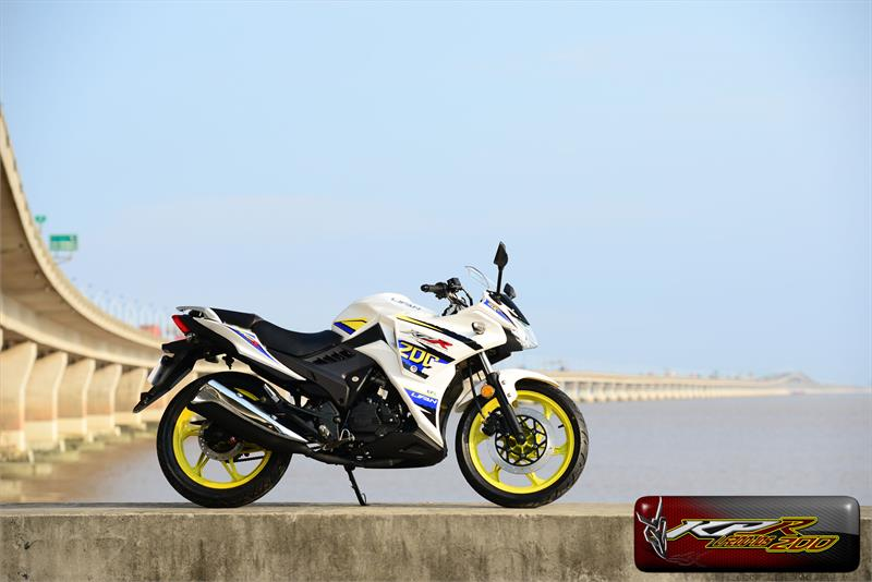 KPR 200cc Sport Bike