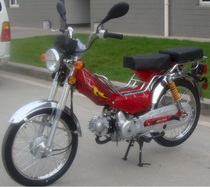 Continental Bicycle Tires >> Honda 50 Moped Scooter Replica