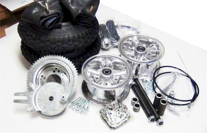 Frijole Mini Bike Parts Kit, ASTRO 6