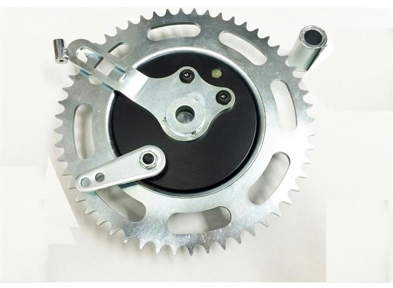 Sprocket-Drum Brake Assy, for Mini Chopper