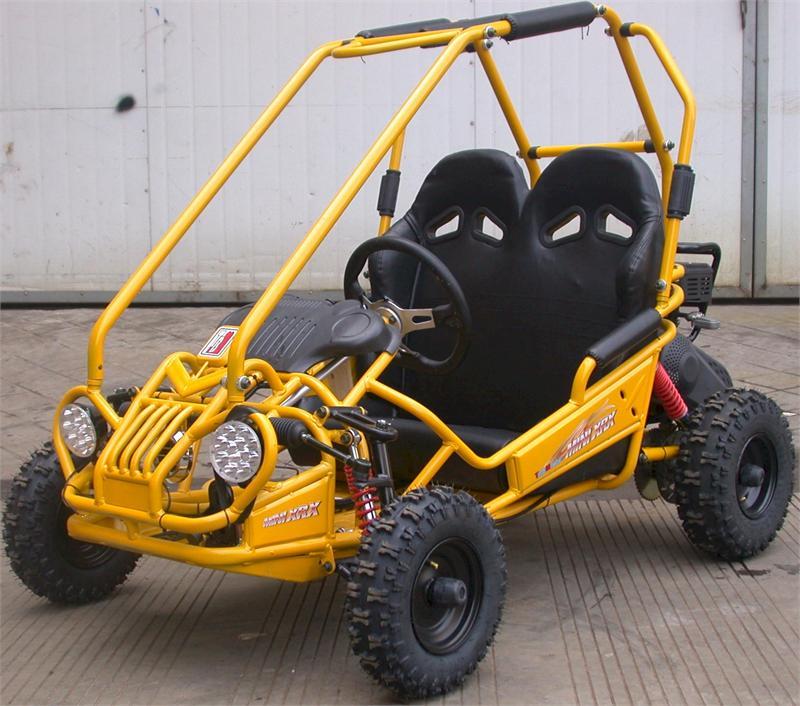 Mini Go Kart 5 5hp Electric Start Trailmaster Gokarts Usa