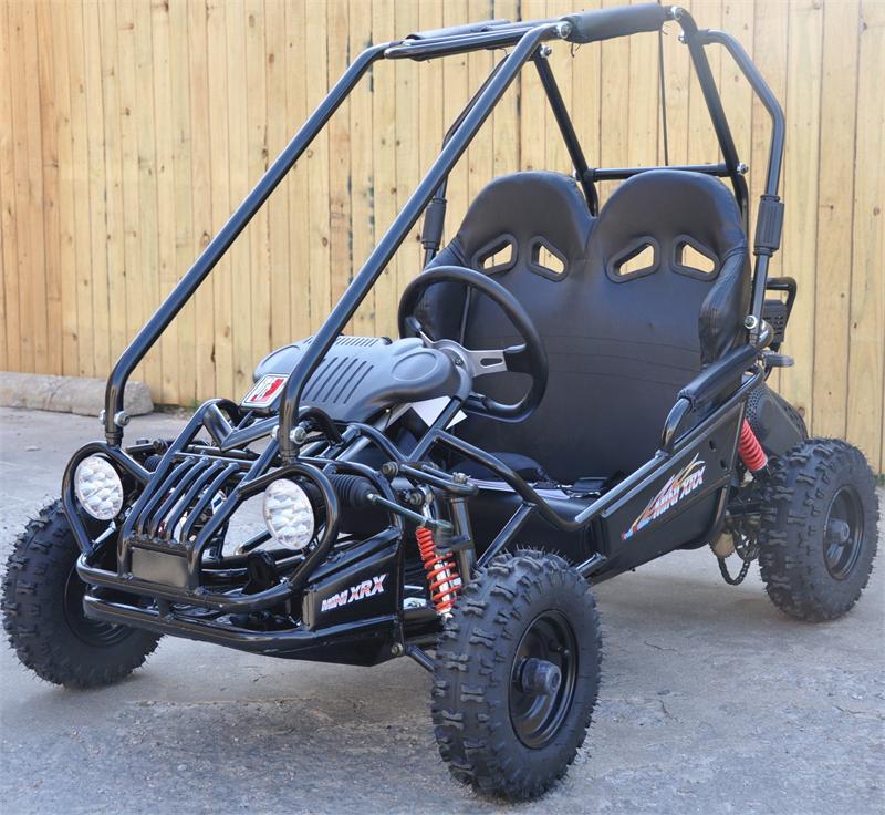 TrailMaster MINI XRX-R Kids Buggy Go Kart | Electric Start