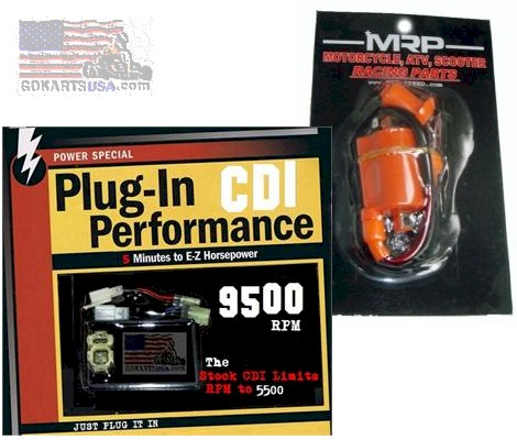 CN250 Performance Electrical Upgrade Kit