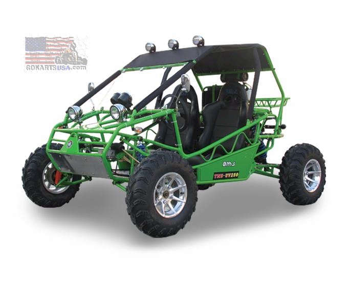 Bms Power Buggy 250 Powerbuggy Dune Buggies