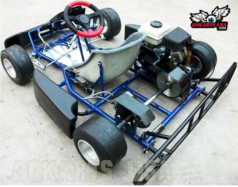 Kids Racing Go Kart | Gas Engine | 3hp | Ages 5-8 - GoKarts USA
