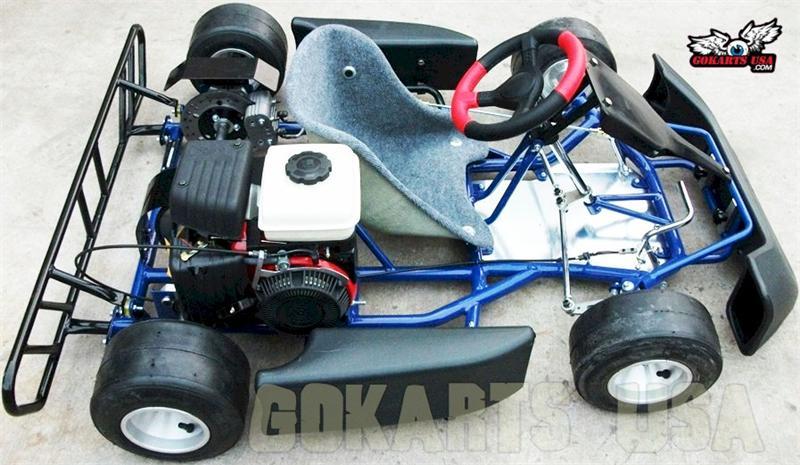 Road Rat Racer XK Kid Race Go Kart