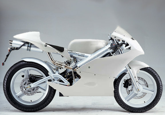 Sachs Madass 125 Motorcycle
