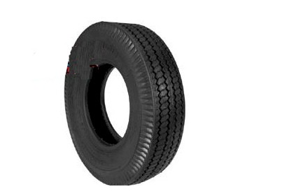 7010-2 SAWTOOTH TIRE, 480/400 X 8 4 PLY, 4.6 in. WIDE, 16.0 in. OD, Mini Bike
