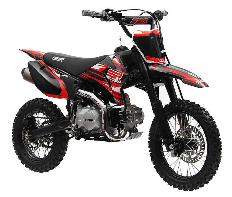 Ssr 110cc dirt bike for sale