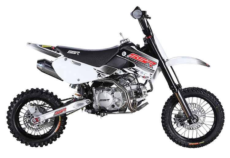 SSR 160TX Pit Bike, 4-Speed Manual