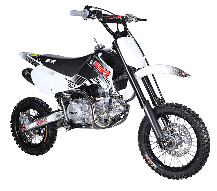 Pit Bike 140cc 4 Speed Manual Ssr 140tr Gokarts Usa