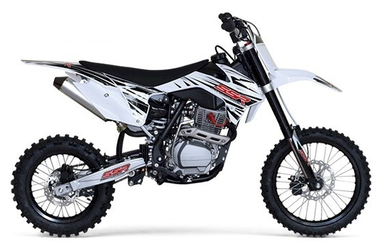 SSR 150 Dirt Bike, 5-Speed Manual