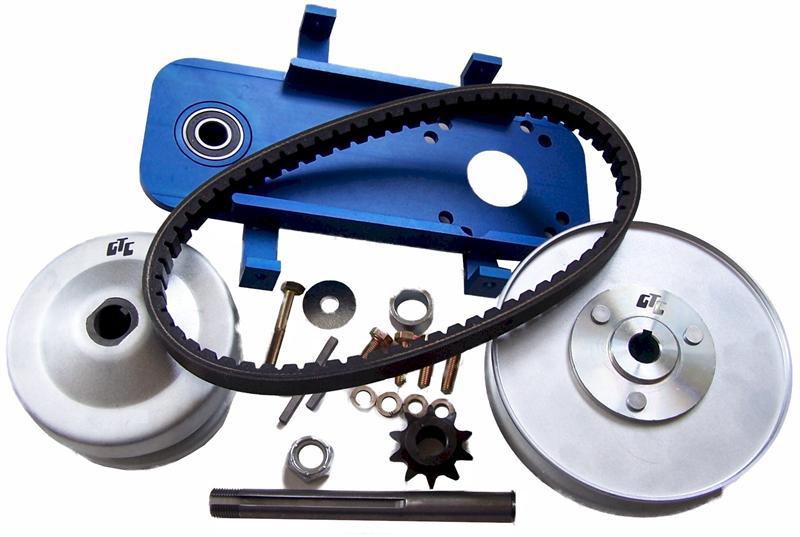 Go Kart Torque Converter | GTC TC2 1001 | 30 Series - gokartsusa com